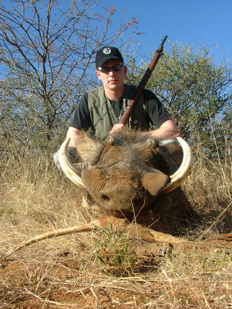 warthog trophy