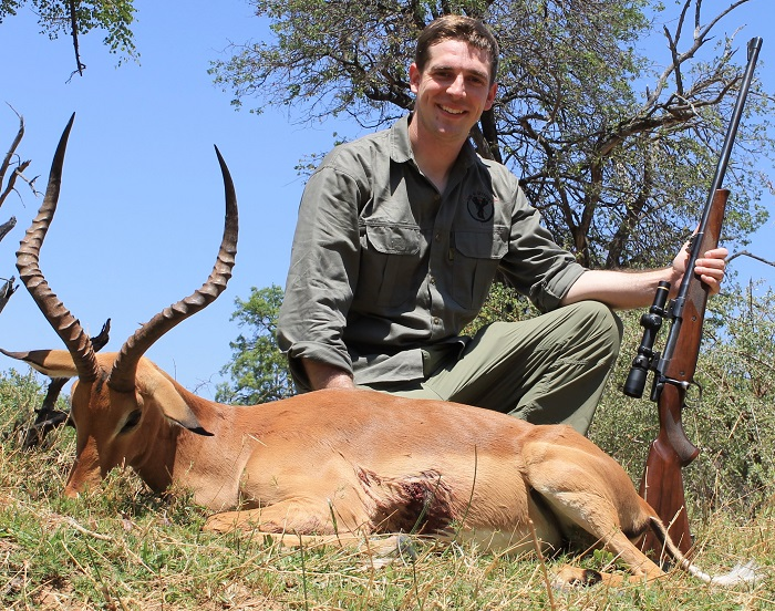 how to prepare for an african safari hunt impala john