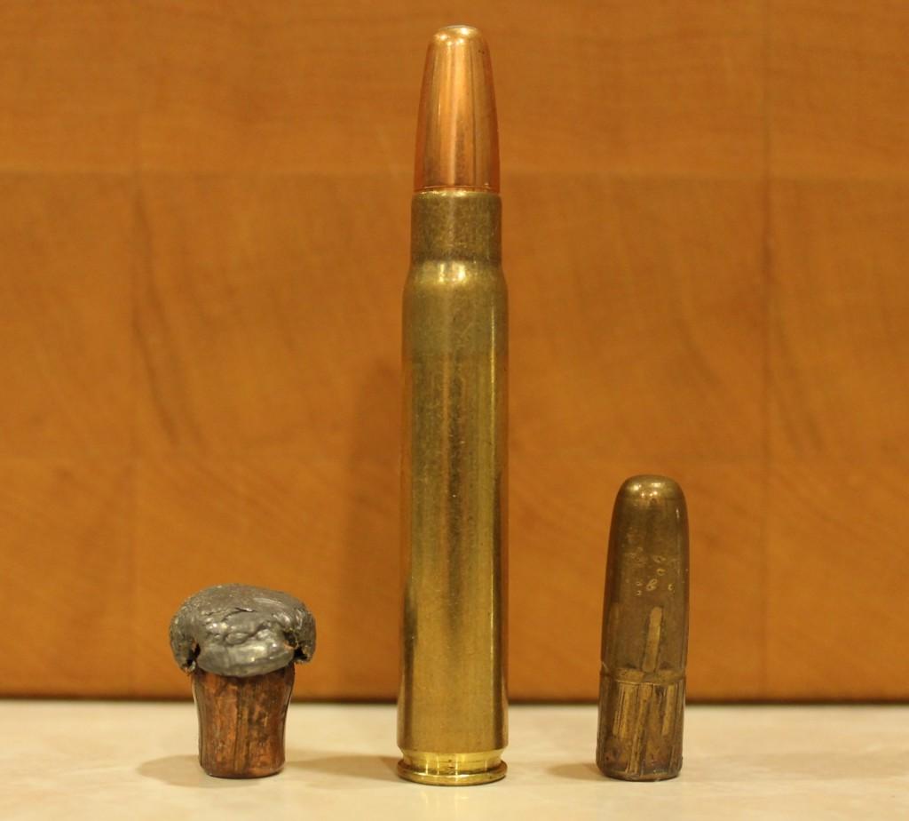 9.3x62mm Mauser bullets