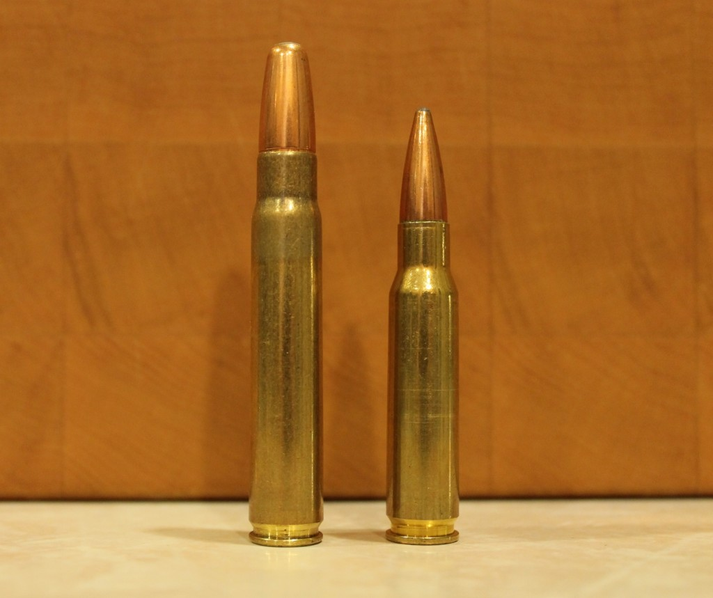 9.3x62mm Mauser Comparison