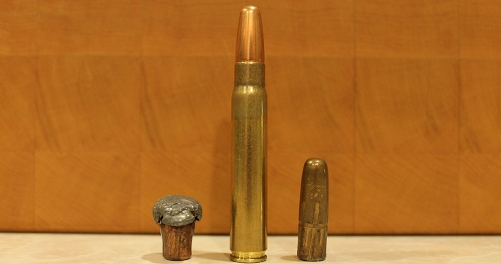 picture of 9.3x62 mm mauser bullets
