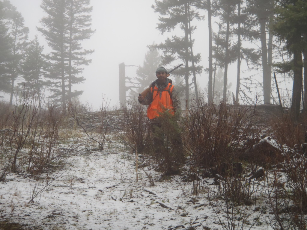 grouse hunt weather
