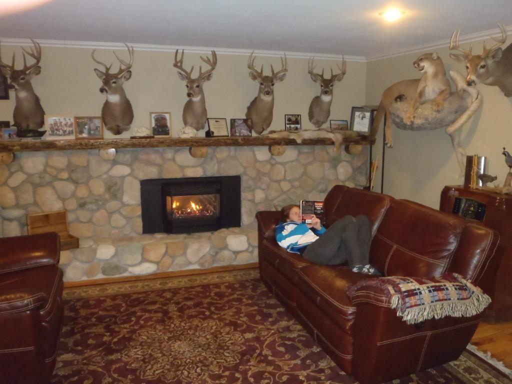 Double Barrel Upland Bird Ranch Lodge
