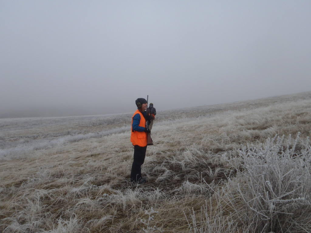 Double Barrel Upland Bird Ranch Hunting Area