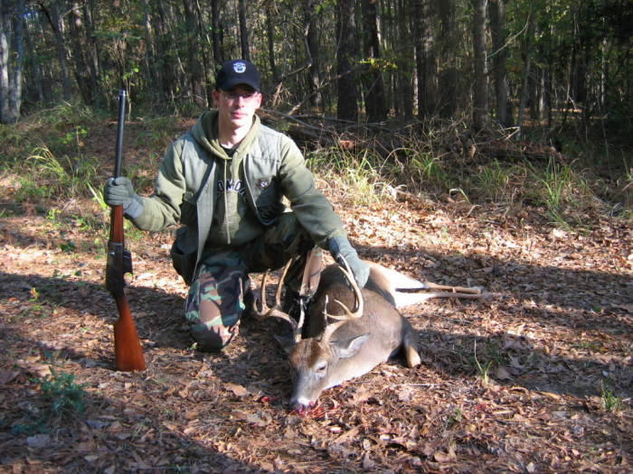 Patience Is Rewarded With A Trophy Whitetail Deer
