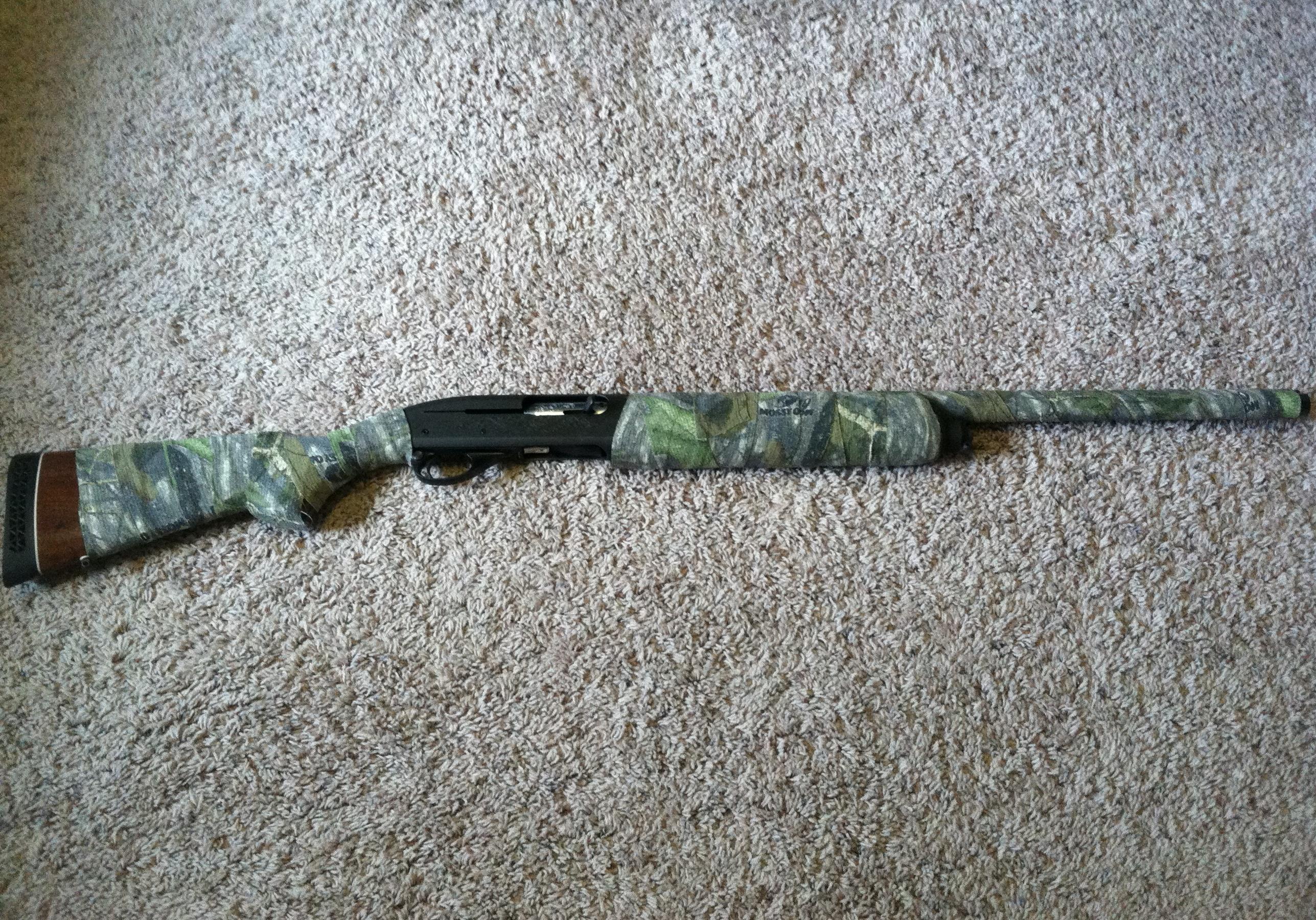 McNett Tactical Camo Form shotgun c5abd2e5f