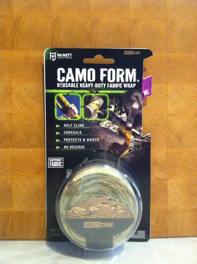McNett Tactical Camo Form package