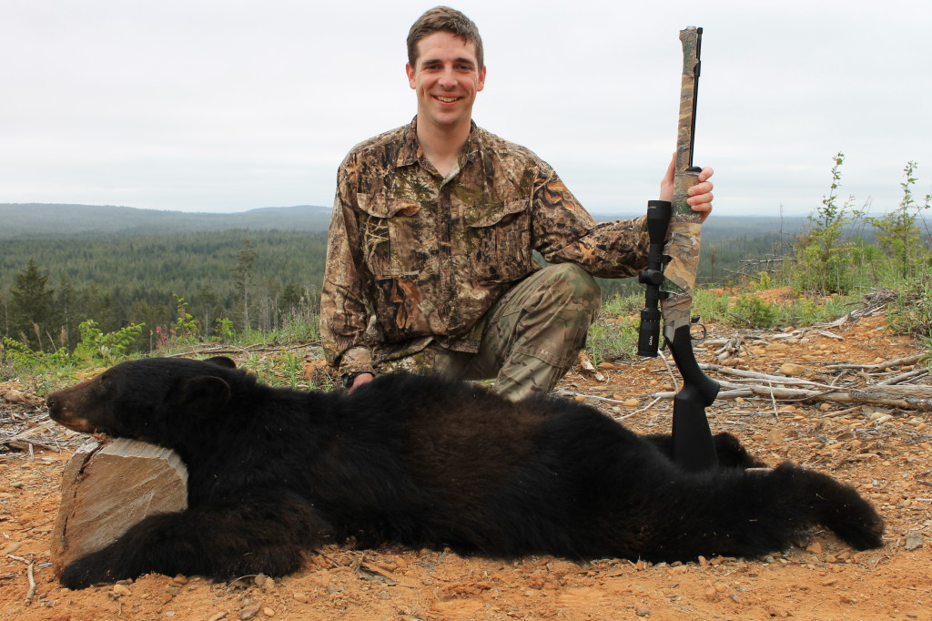 CVA Wolf Northwest review bear 1