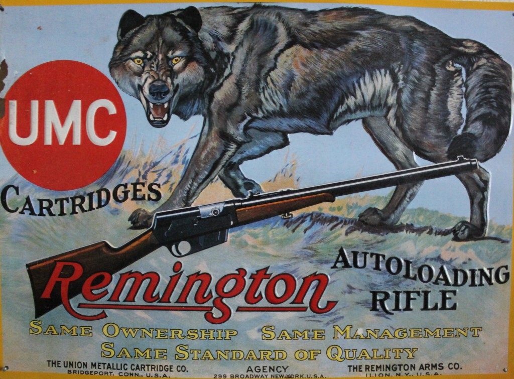 .35 Remington advertising