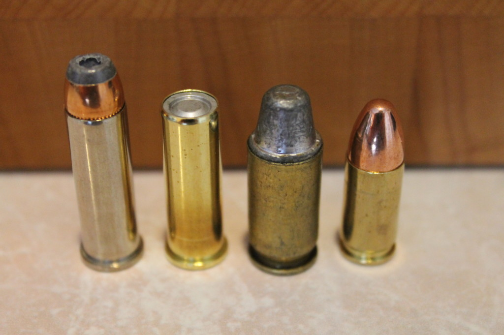 what is a wadcutter bullet