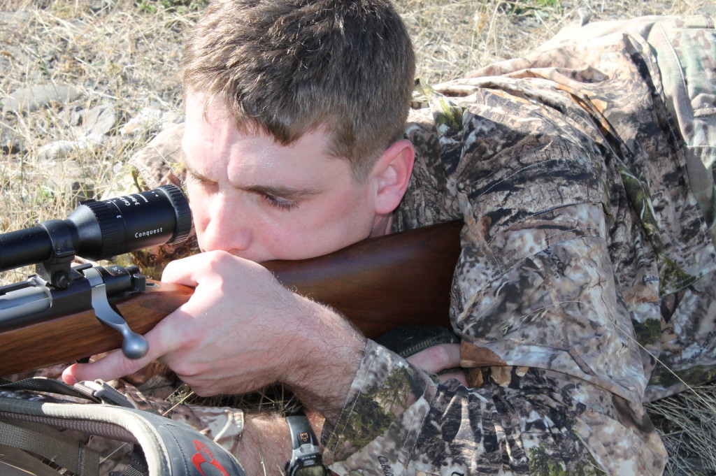 best hunting shooting positions prone 2