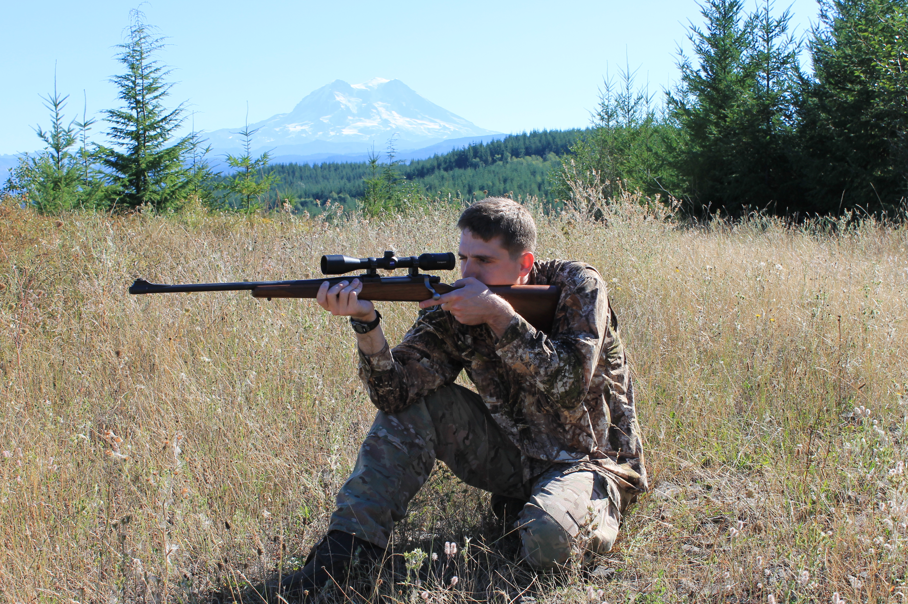 The Best Hunting Shooting Positions Big Game Hunting Blog