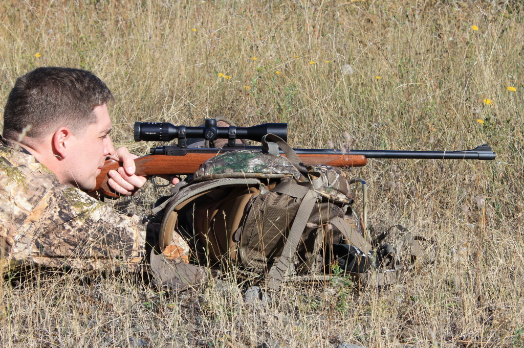 best hunting shooting positions prone 1