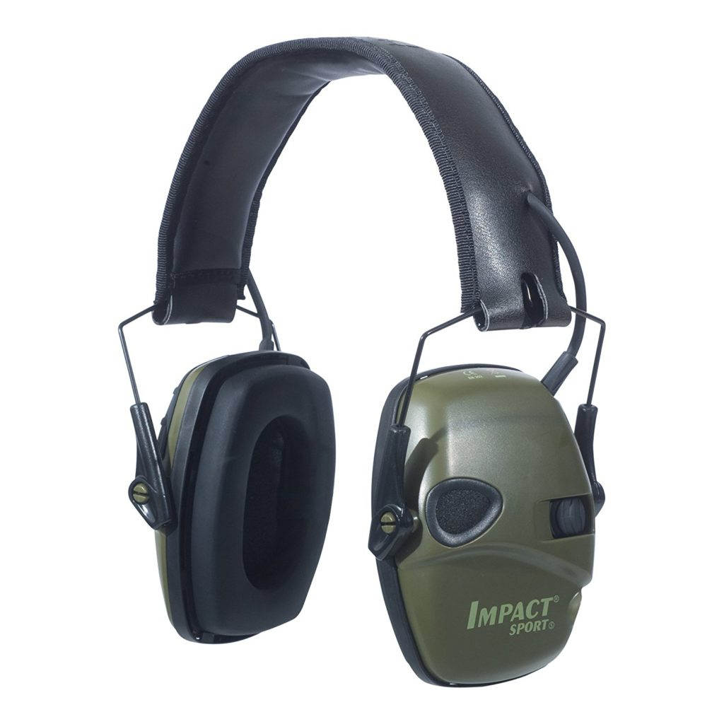 hunting hearing protection electronic earmuffs