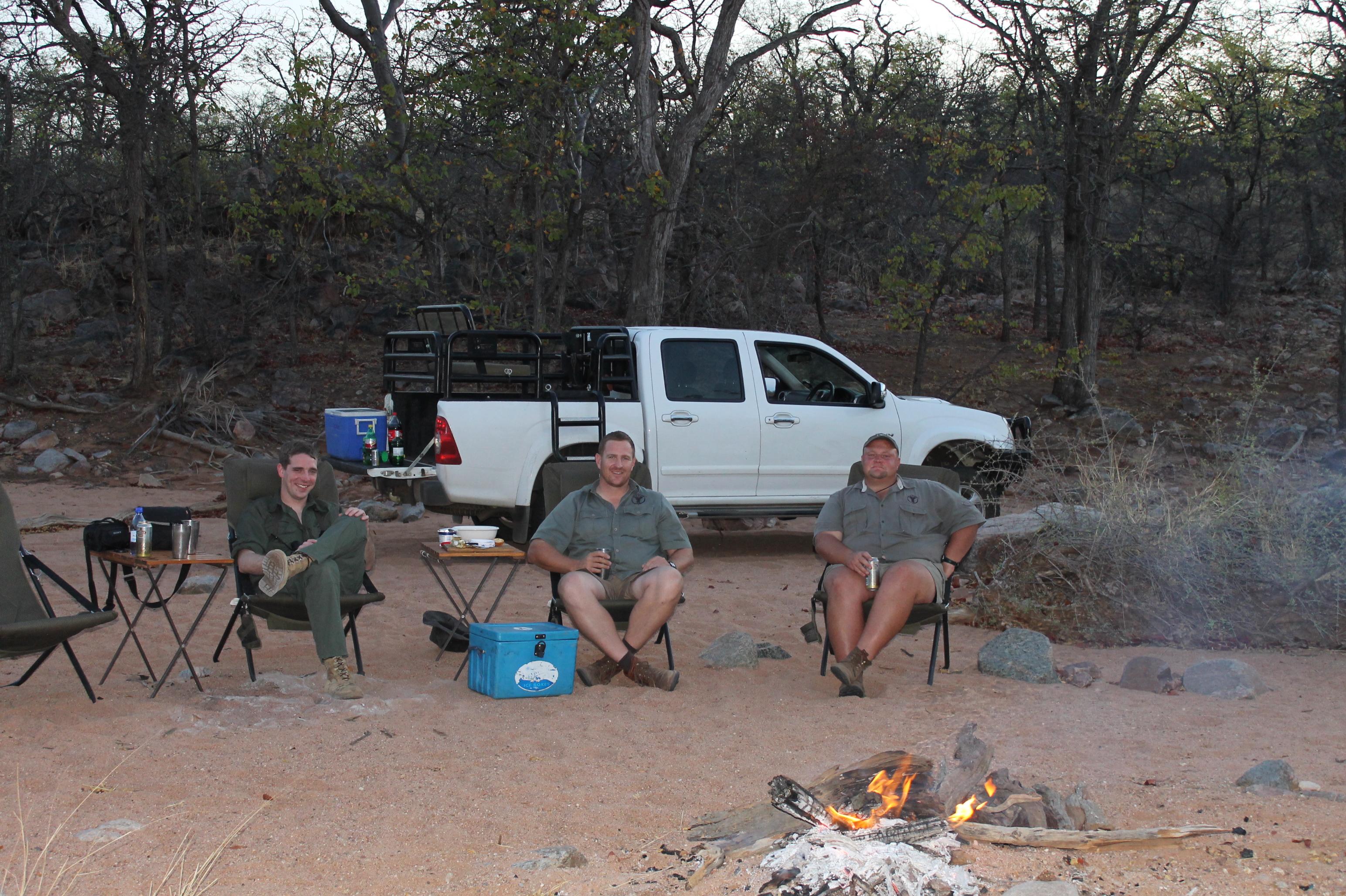 kok & seyffert big game hunting johan and kobus