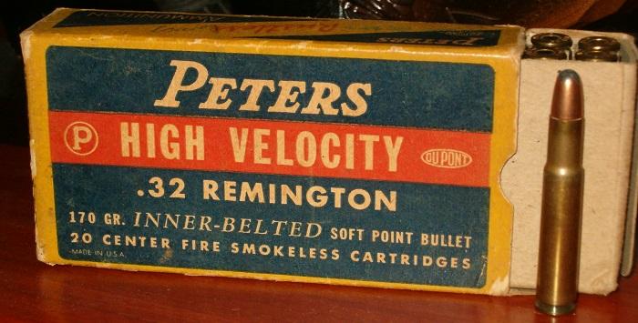 32 remington featured