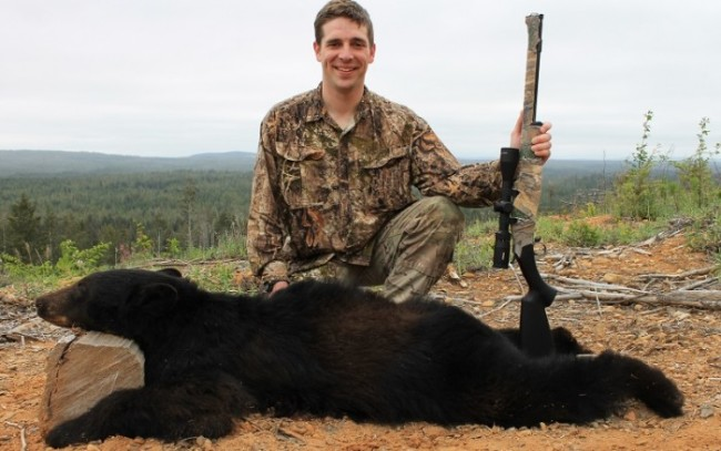 Spring Bear Hunt With M&D Bear Guide Service