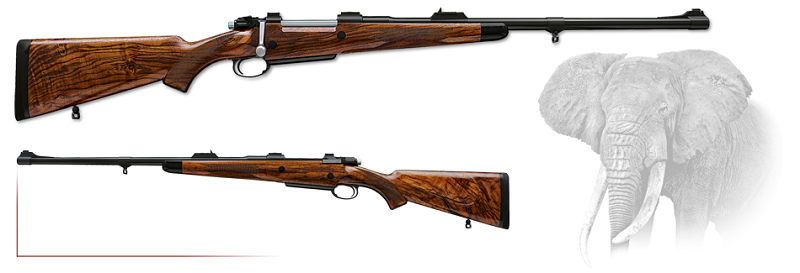 6 guns every hunter should own mauser rigby