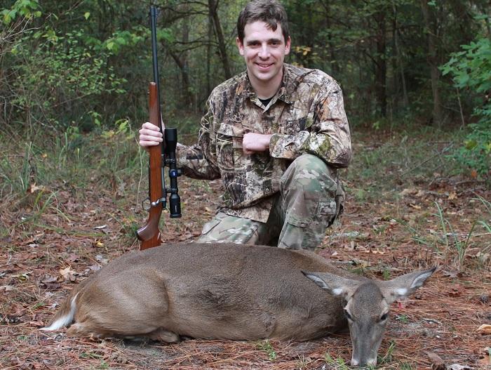 2015 East Texas Deer Hunting Season Opening Weekend
