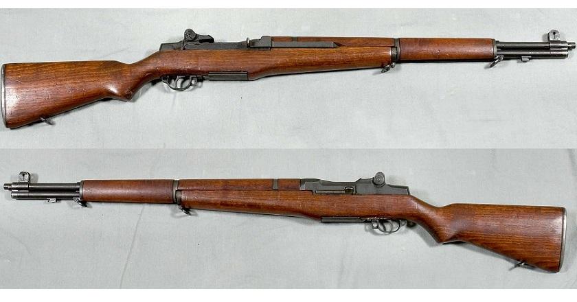 best military surplus rifles for hunters m1 garand