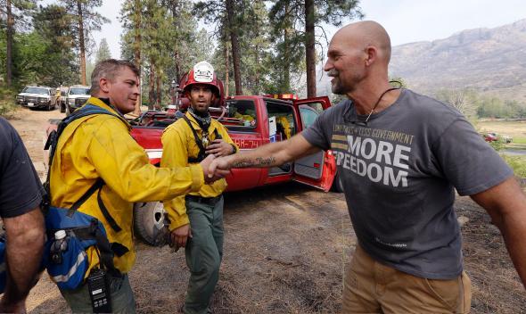 keep our public lands public fire protection