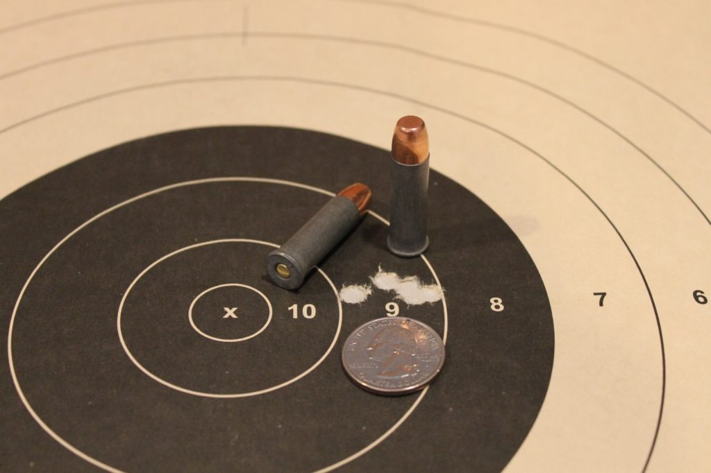 tula .38 special ammo review target