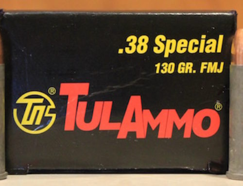 Tula .38 Special 130gr FMJ Review