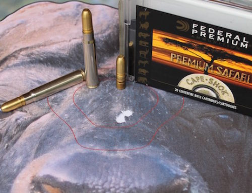 Going On A Cape Buffalo Hunt? Read This Federal Premium Cape Shok Barnes Banded Solid Review First