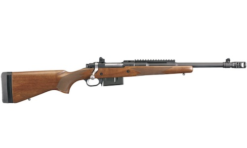 picture of best hog hunting guns ruger gunsite scout