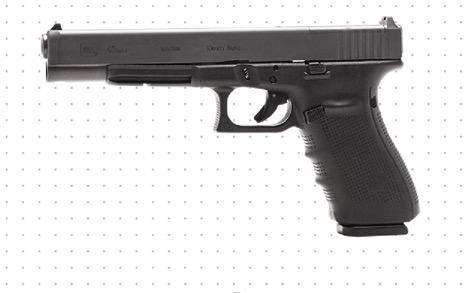 pig hunting guns glock