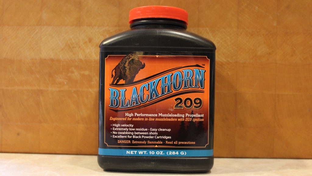 These Are The Best Brands Of Black Powder and Black Powder Substitutes You Should Be Using In Your Muzzleloader blackhorn 209