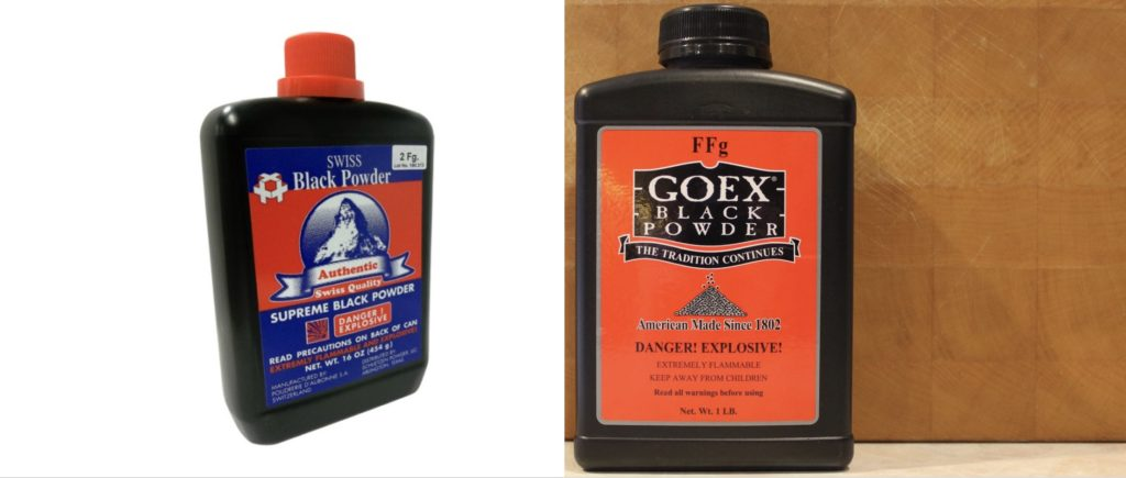 These Are The Best Brands Of Black Powder and Black Powder Substitutes You Should Be Using In Your Muzzleloader black powder