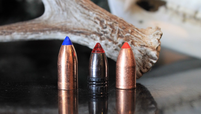 picture of best deer hunting caliber muzzleloader bullets