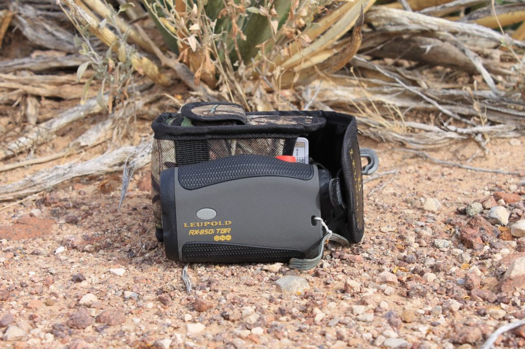 Here's The Mule Deer Hunting Gear List I Used On My New Mexico Hunt rangefinder