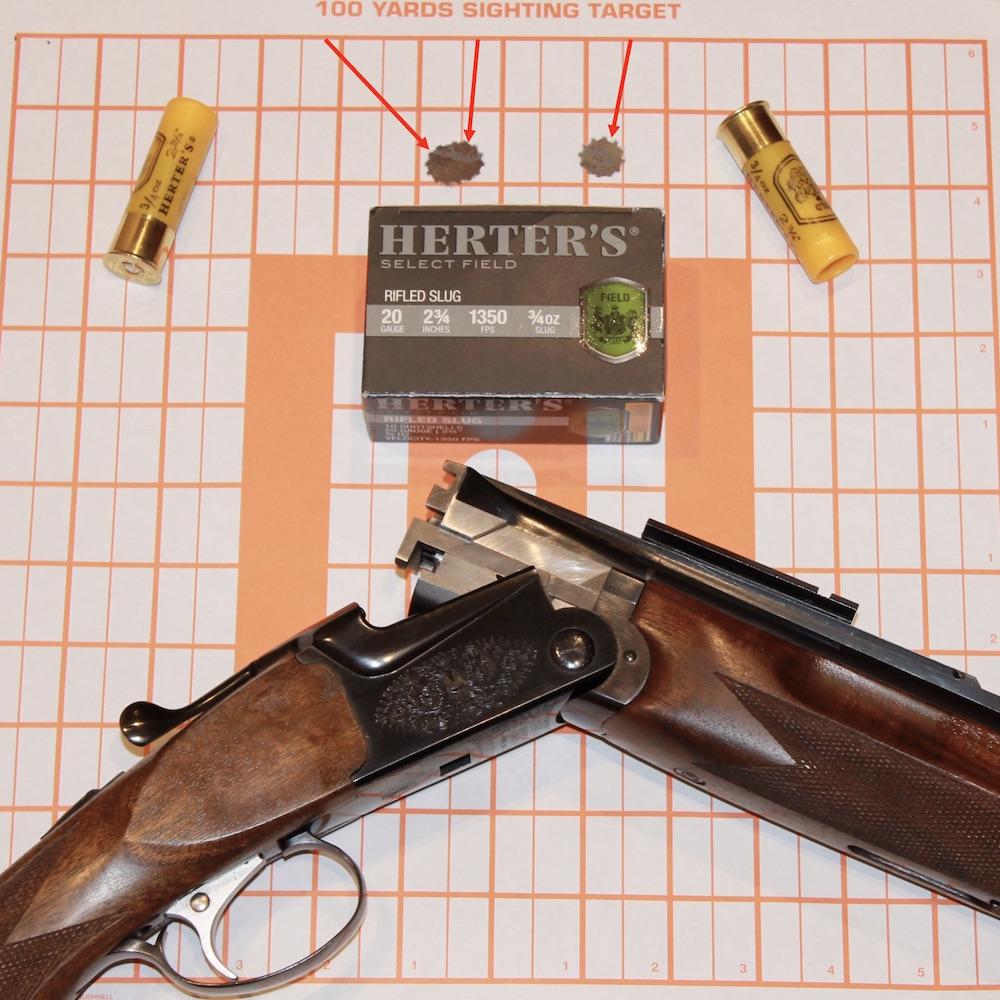 what is a paradox gun slug