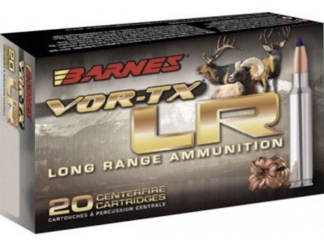 Best 6.5 Creedmoor Ammo For Hunting Elk, Deer & Other Big Game barnes vor-tx
