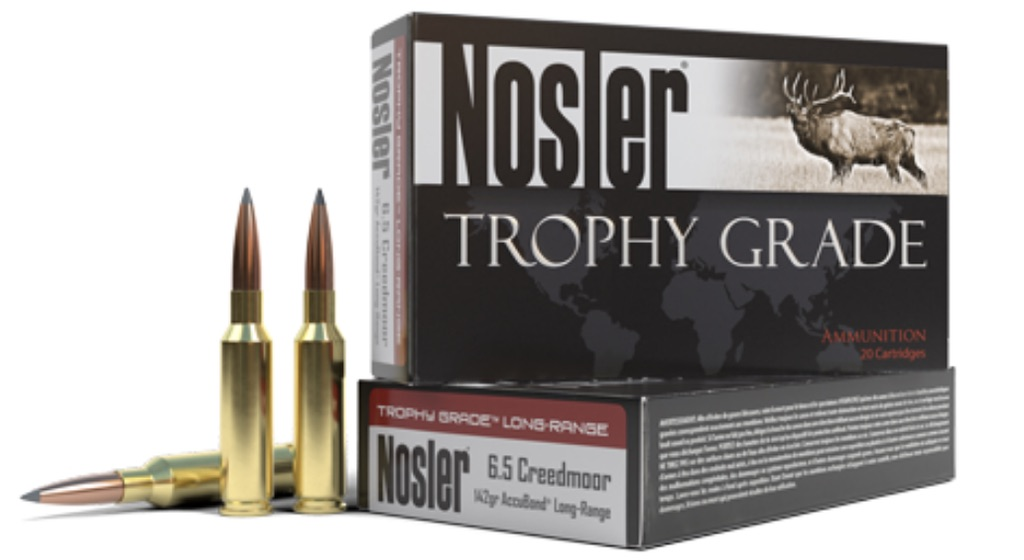 Best 6.5 Creedmoor Ammo For Hunting Elk, Deer & Other Big Game nosler ABLR