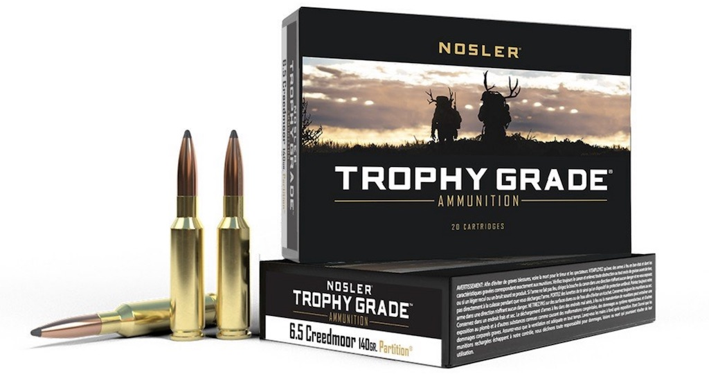 Best 6.5 Creedmoor Ammo For Hunting Elk, Deer & Other Big Game nosler partition