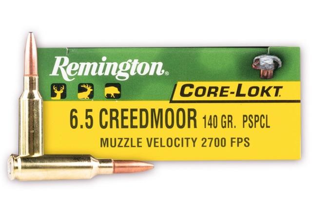 Best 6.5 Creedmoor Ammo For Hunting Elk, Deer & Other Big Game remington core lokt