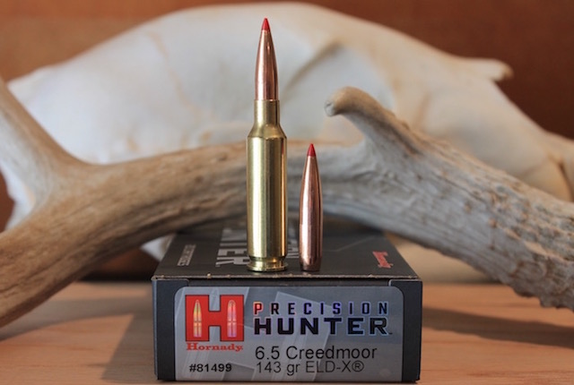 Best 6.5 Creedmoor Ammo For Hunting elk, deer & Other Big Game hornady eld