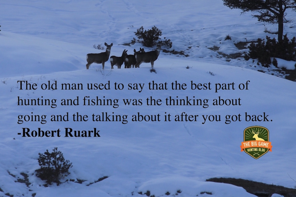 23 Of The Best Hunting Quotes: They\'ll Change How You View ...