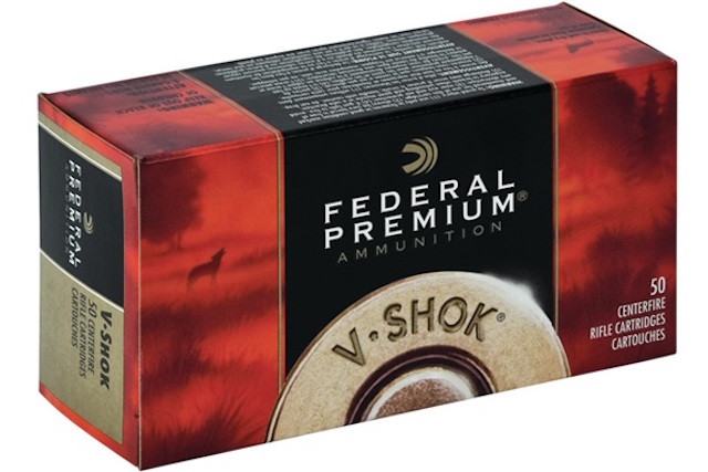 22 hornet hunting ammo federal