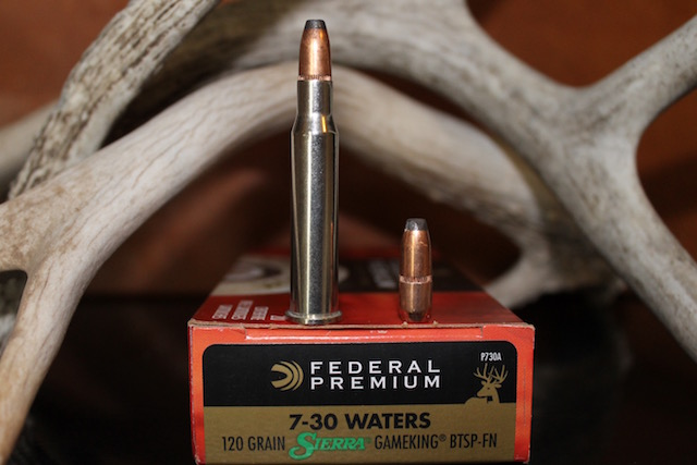 7-30 waters ammo