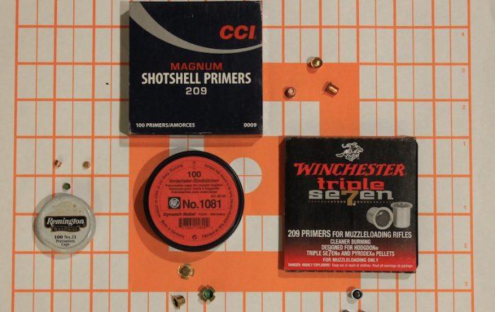 best muzzleloader primers