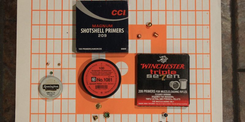 15 Of The Best Muzzleloader Primers For Igniting Your Powder | Big