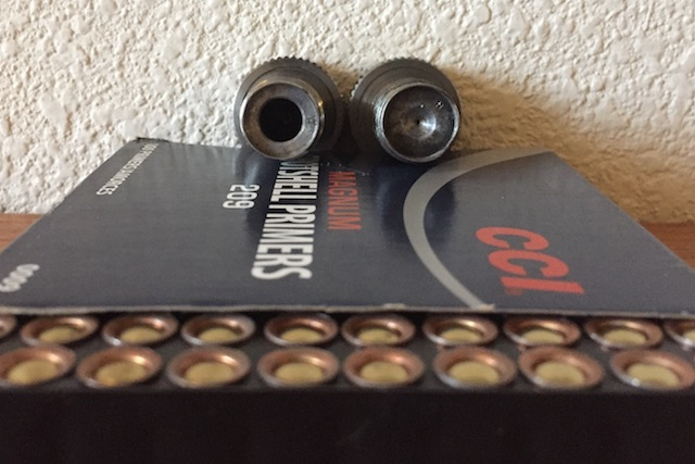 best muzzleloader primer breech plug