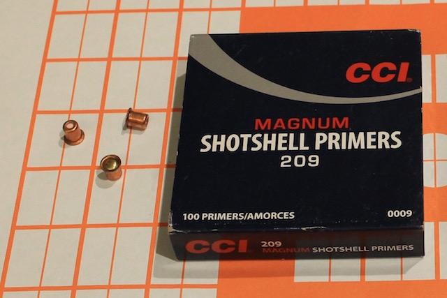 best muzzleloader primer cci 209m