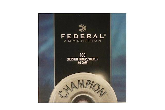 federal 209a muzzleloader primer