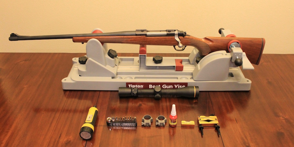 How to Mount A Scope On A Rifle In 6 Easy Steps