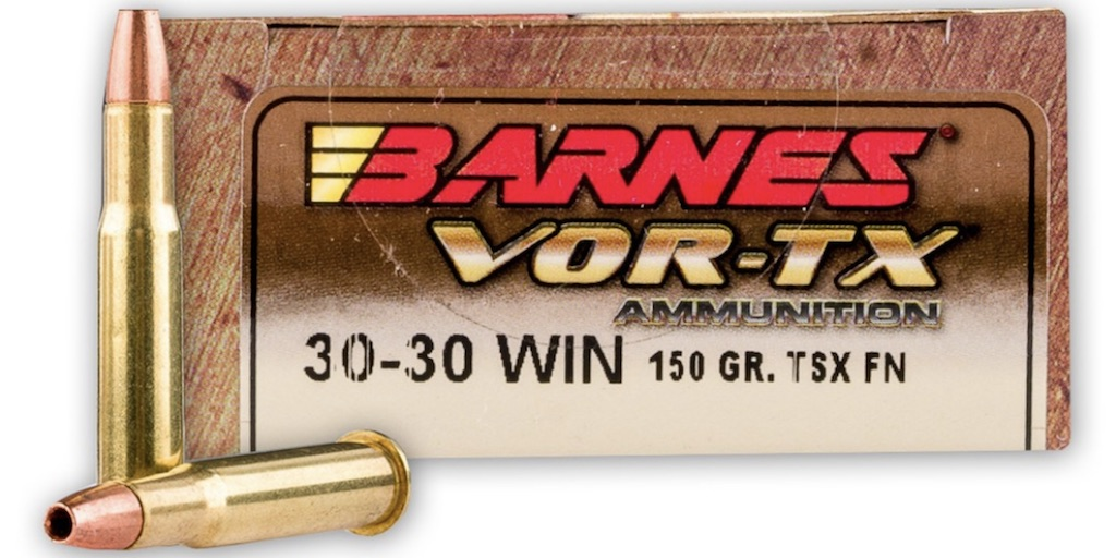 best 30-30 ammo for hunting barnes